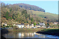 SO5200 : River Wye at Tintern 2 by Des Blenkinsopp