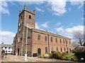 NY2548 : Wigton, St Mary by Dave Kelly