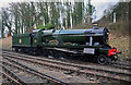 SK3706 : Wightwick Hall backing on at Shackerstone by Chris Allen