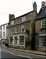 TF0207 : 4 St Mary's Street, Stamford by Alan Murray-Rust
