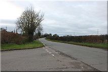 ST9069 : Corsham Road, Notton by David Howard