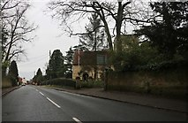 SP8526 : High Street North, Stewkley by David Howard