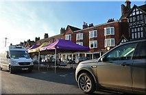 SU1869 : Marlborough Market by David Howard