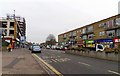 TL0507 : Shops on Marlowes in Hemel Hempstead by Steve Daniels