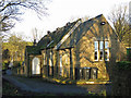 NY9538 : The Village Hall, Eastgate by Mike Quinn