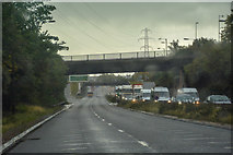 SO9898 : Willenhall : Black Country Route A454 by Lewis Clarke