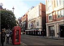 TQ3080 : The Duke of York's Theatre, Covent Garden by Eirian Evans
