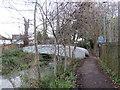 TQ2865 : Wandle Trail at Hackbridge by Malc McDonald