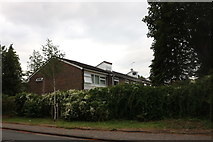 SU8780 : Rear of houses on Boyn Hill Close, Maidenhead by David Howard