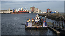 J3576 : The 'Garmoyle' at Belfast by Rossographer