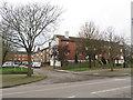 TQ2866 : Mill Court, near Mitcham by Malc McDonald