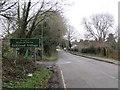 TQ2659 : Park Road, Banstead by Malc McDonald