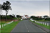 NS2005 : Maidens Road, Turnberry by David Dixon