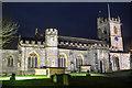 ST3011 : Combe St Nicholas : St Nicholas Church by Lewis Clarke