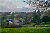 ST2214 : Otterford : Village Scenery by Lewis Clarke