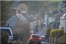 ST2112 : Churchinford : Taunton Road by Lewis Clarke