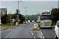 NS2407 : A77 at Kirkoswald by David Dixon