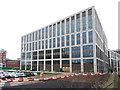 SE2933 : Block 8, Wellington Place, Leeds by Stephen Craven