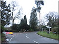 TQ2757 : Road junction, Chipstead by Malc McDonald