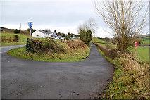 H4181 : Mellon Beat Road, Gortinagin by Kenneth  Allen