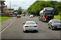 NS4970 : Clydebank, Dumbarton Road by David Dixon