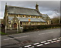 SN8109 : St Mary, Church Road, Seven Sisters by Jaggery