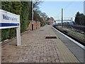 NT6778 : Dunbar railway station, Lothian by Nigel Thompson
