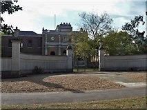 TQ1780 : War memorial by Michael Dibb