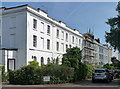 SX9392 : 1-15 Regents Park, Exeter by Stephen Richards