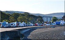 NS2059 : Largs Seafront, North Ayrshire by Mark S