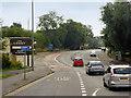 NS5068 : Dumbarton Road (A814) towards Glasgow by David Dixon