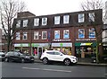 SJ8490 : Oxfam, Didsbury by Gerald England