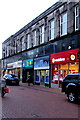 SS7597 : Three mobile phone shops, Green Street, Neath by Jaggery