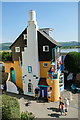 SH5937 : The Toll House at Portmeirion by Jeff Buck