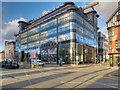 SJ8498 : The Express Building by David Dixon