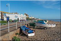 TQ7306 : Café and boats by Ian Capper