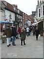 TA0339 : Beverley shopping centre by Chris Allen