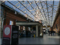SK5739 : Main concourse of Nottingham station by Stephen Craven
