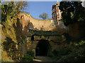 SK5639 : Park Tunnel, Nottingham - western entrance by Stephen Craven