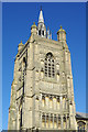 TG2208 : St Peter Mancroft, Norwich by Stephen McKay