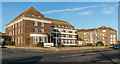 TQ7507 : Grosvenor Park Care Home and Homewarr House by Ian Capper