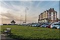 TQ7407 : Sackville Lawns by Ian Capper