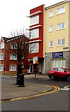 SS7597 : CCU Business Centre, 44A Windsor Road, Neath by Jaggery