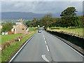NS3379 : Cardross Road, Lyleston Cottage by David Dixon