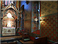 SK5640 : Nottingham Cathedral - Blessed Sacrament chapel by Stephen Craven