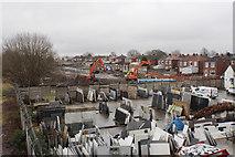 SJ8993 : Development site off Lambeth Road by Bill Boaden