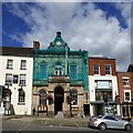 SK1846 : Ashbourne Town Hall by Gerald England