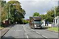 NS3081 : UPS Delivery Van at Craigendoran by David Dixon