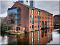 SJ8397 : Merchants' Warehouse, Castlefield by David Dixon