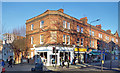 TQ2284 : Corner Shop, Willesden High Road by Des Blenkinsopp